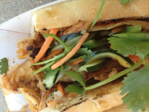 "the ""Vietnamese"" from Chef Driven - 8-15-13 - Close-up"
