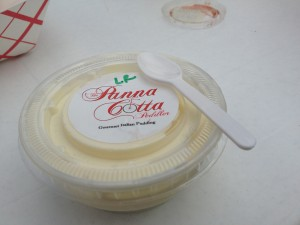 The Panna Cotta Peddler - Snack Attack - 8-24-13